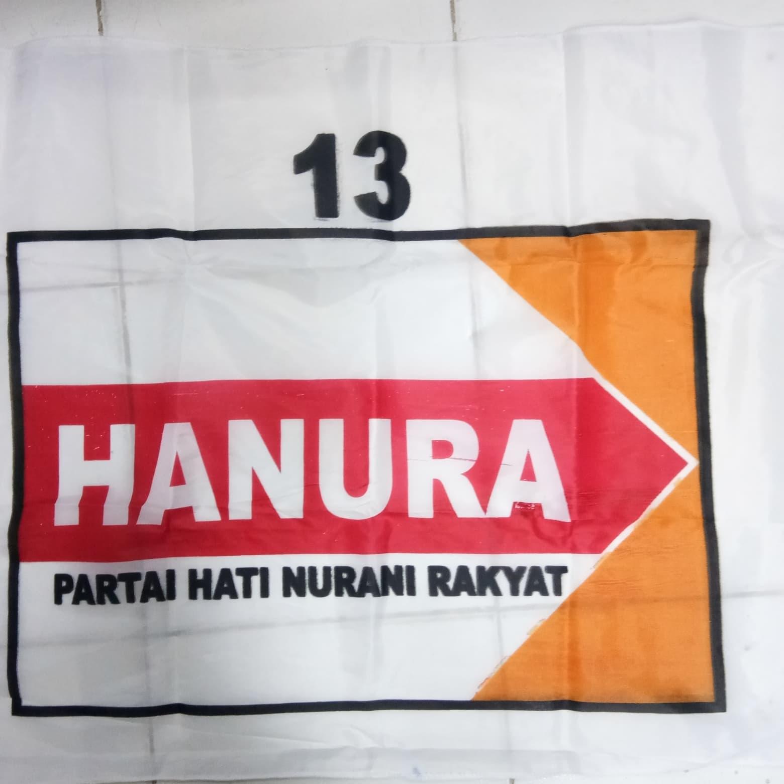 cetak bendera partai